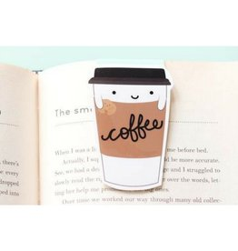 Crafted Van Coffee Cup Jumbo Bookmark