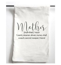 Aspen Lane Mother Definition Tea Towel