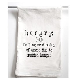 Aspen Lane Hangry Tea Towel