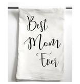 Aspen Lane Best Mom Ever Towel