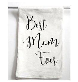 Aspen Lane Best Mom Ever Towel