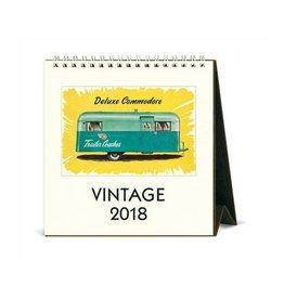 Cavallini Papers Vintage Desk Calendar