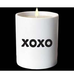 Quotable XOXO Candle