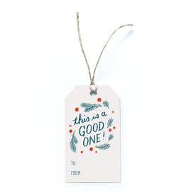 Paper Raven Co. Good One Gift Tags