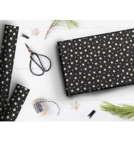 Two Pooch Paperie Stars and Dots Wrap