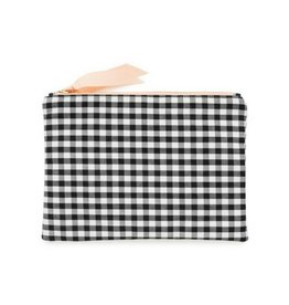 Sugar Paper Gingham Pouch