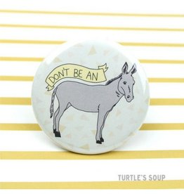 Turtle's soup Turtle - Ass Pin