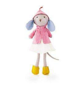 Hazel Village Catalina Mouse  w/ Pink Jacket