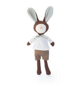 Hazel Village Lucas Rabbit w/ Bow Tie