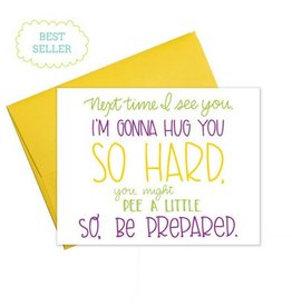 Colette Paperie Col - Hug Card