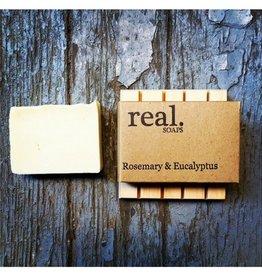 Real Real - Rosemary Soap
