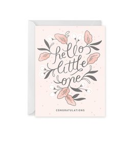 Paper Raven Co. Raven - Hello Little One/Girl