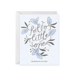 Paper Raven Co. Raven - Hello Little One/Boy