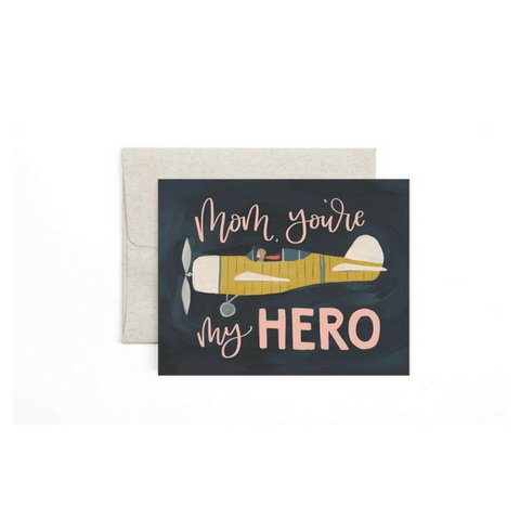 1Canoe2 One - Hero Mom Card