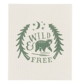 Now Designs Wild & Free Swedish Dishcloth