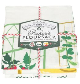 Now Designs Now - Get Growing Tea Towels