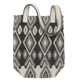 Now Designs Woven Geo Tote