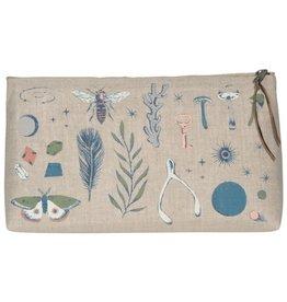 Now Designs Mystique Cosmetic Bag, Lg