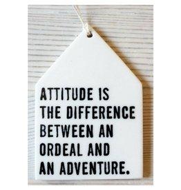 MB Art Studios MB - Attitude Tag