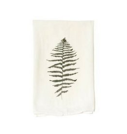 June & December June - Wood Fern Towel