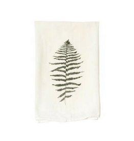 June & December Wood Fern Towel