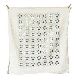June & December Mint Chicory Towel