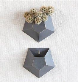 HomArt Hex Wall Vase