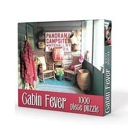 Gibbs Smith Cabin Fever Puzzle