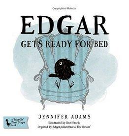 Gibbs Smith Gibbs - Edgar Gets Ready
