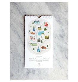 Favorite Story Village Bday Calendar