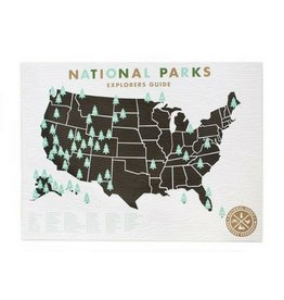 Ello There Ello - National Parks Map