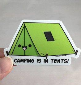 Andrea K Doodles Camping