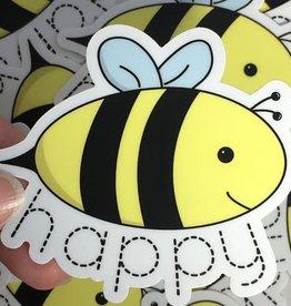 Andrea K Doodles Andrea: Bee Happy