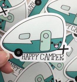 Andrea K Doodles Andrea: Happy Camper