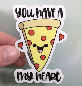 Andrea K Doodles Andrea: Pizza My Heart