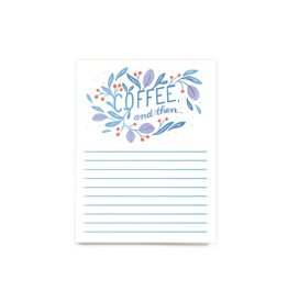 Paper Raven Co. Paper: Coffee and Then Notepad