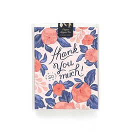 Paper Raven Co. Thank You Floral Boxed Set