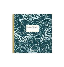 1Canoe2 Astoria Rose Gridded Journal