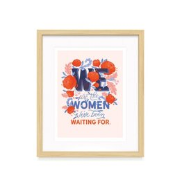 Paper Raven Co. Raven - We Are The Women Print