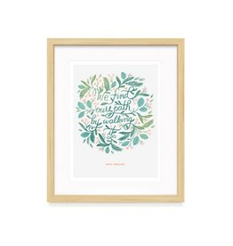 Paper Raven Co. Raven - Find Our Path Print