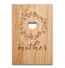 Cardtorial Card - Beautiful Mother