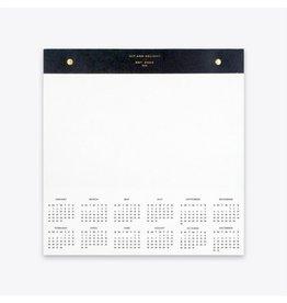 Design Loop Loop - 2018 Desktop Calendar Pad