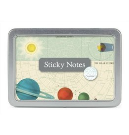 Cavallini Papers Celestial Sticky Notes
