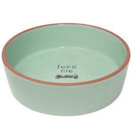 Now Designs Feed Me Dog Bowl