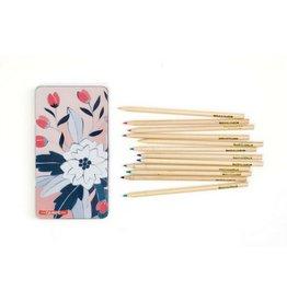 1Canoe2 Watercolor Pencil Tin