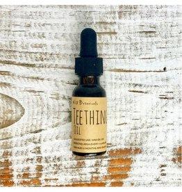 Wild Botanicals Organic Teething Oil