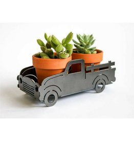 Iron Maid Truck Planter