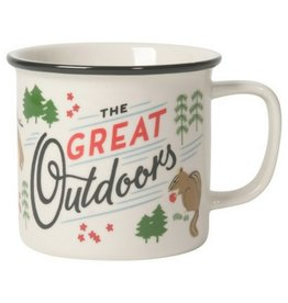 Now Designs The Great Outdoors Mug