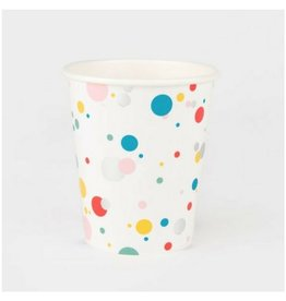 My Little Day Multicolor Bubbles Cups