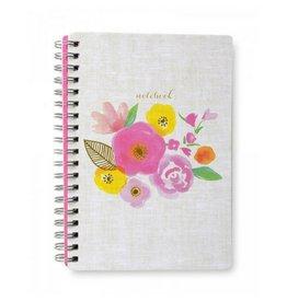 Mara Mi Pink Floral Spiral